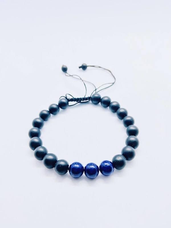 Bracelet Pierre Lapis-Lazuli
