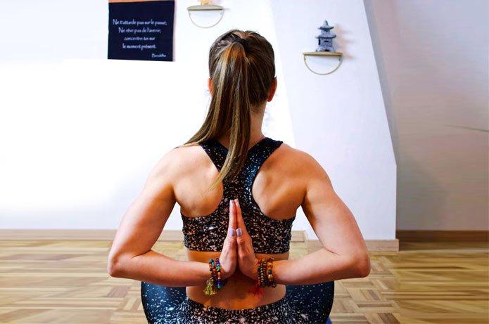 Médizen - Cours de Yoga